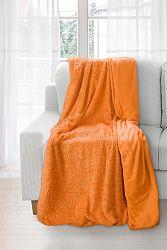 Deka 150x200cm Borys (oranžová)