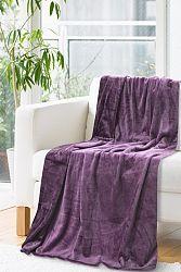 Deka 150x200cm Soft (fialová)