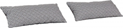 Dezra S-POL, šedo-biely vzor