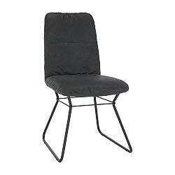 Jedálenská stolička Almira (čierna)