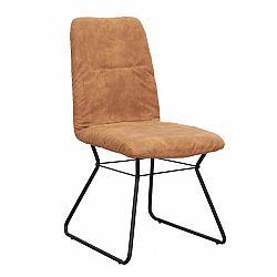 Jedálenská stolička Almira (hnedá)