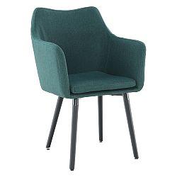 Jedálenská stolička Dabir (smaragdová)
