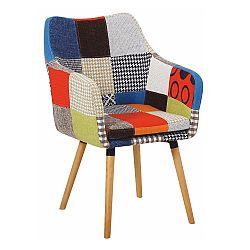 Jedálenská stolička Landor (farebná)