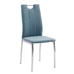 Jedálenská stolička Oliva new (azúrová)