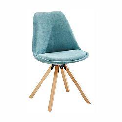 Jedálenská stolička Sabra (mentolová)