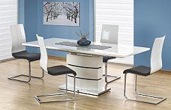 Jedálenský stôl Nobel (biela) (pre 6 až 8 osôb)