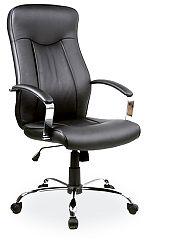 Kancelárske kreslo Q-052 čierne