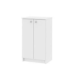Kúpeľňová skrinka Galena Si06 2D biela