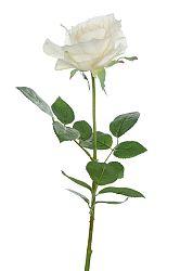 Kvetina Ruža (74x0x0cm) (Biela)