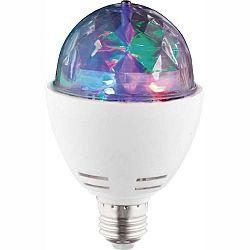 LED žiarovka Led bulb 10601 (biela + priehľadná)