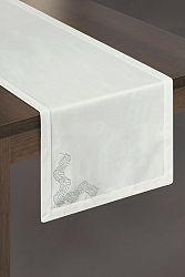Obrus 40X140 cm Oliwia (biela) (1 ks)