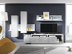 Obývacia stena Bilsby Typ 09 (s osvetlením)
