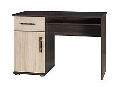 PC stolík Irvine I14 (jaseň tmavý + jaseň)