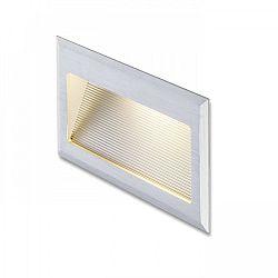 Podhľadové svietidlo Intro l 350ma LED 3W 3000K (česaný hliník)