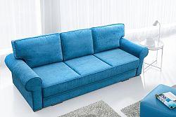 Pohovka trojsedačka Bremo (modrá)