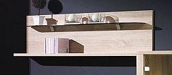 Polička Fishburn F6 (sonoma + grafit)