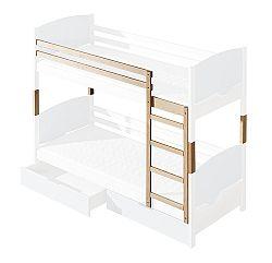 Rebrík k poschodovej posteli Tini