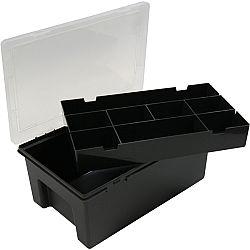 Skladovací box Fastplus Wham 29x19x11,5cm (čierna)