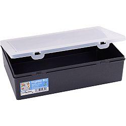 Skladovací box Fastplus Wham 29x19x8cm (čierna)
