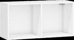 Skrinka na stenu Sven SVN-14 (biela)