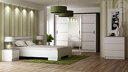 Spálňa Vista (biela)