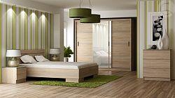 Spálňa Vista (dub sonoma)