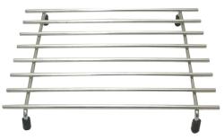 STEEL 50x26 cm