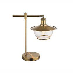 Stolové svietidlo Nevis 69030T (klasické) (bronzová)