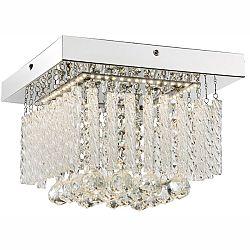 Stropné/nástenné svietidlo LED Mathilda 68396-12 (chróm)