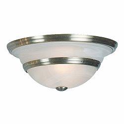 Stropné/nástenné svietidlo Toledo 6895-2 (moderné/dizajnové) (mosadz + biela)