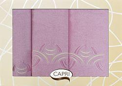 Súprava uterákov Rak 18 (ružová)