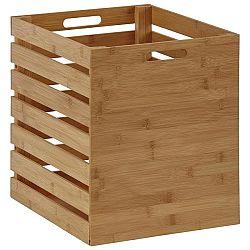 Úložný Box Z Bambusu Mirella