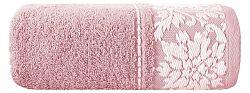 Uterák 140x70 cm Agnes 06 (ružová) (3 ks)