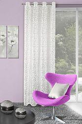Záclona 140x250 cm Caren (biela)