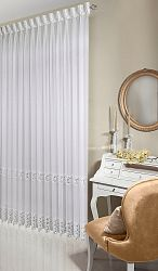 Záclona 350x280 cm Nina (biela)