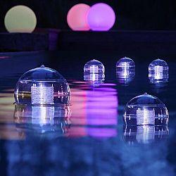 Záhradné-/bazénové Osvetlenie Led-solar Alvaro Ca. Ø 11 Cm