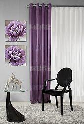 Záves 140x250 cm Luxi (fialová)