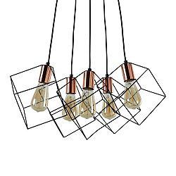 Závesná Lampa Amana